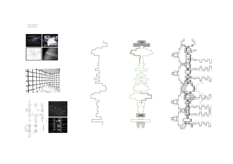 Oversize Geometric